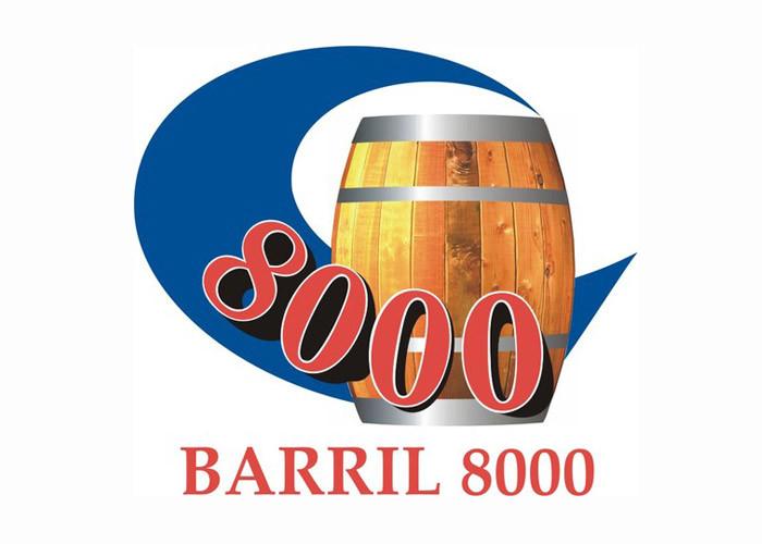 barril 8000 meier logo