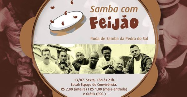 samba do feijao sesc foto