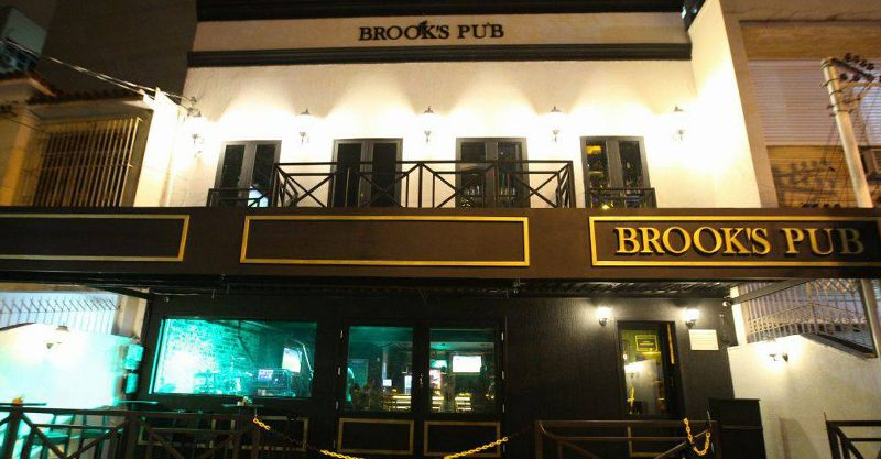 brooks pub meier
