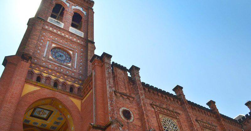 basilica coração de maria meier